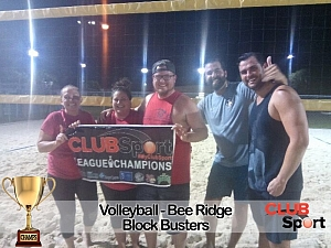 Blockbusters - CHAMPS