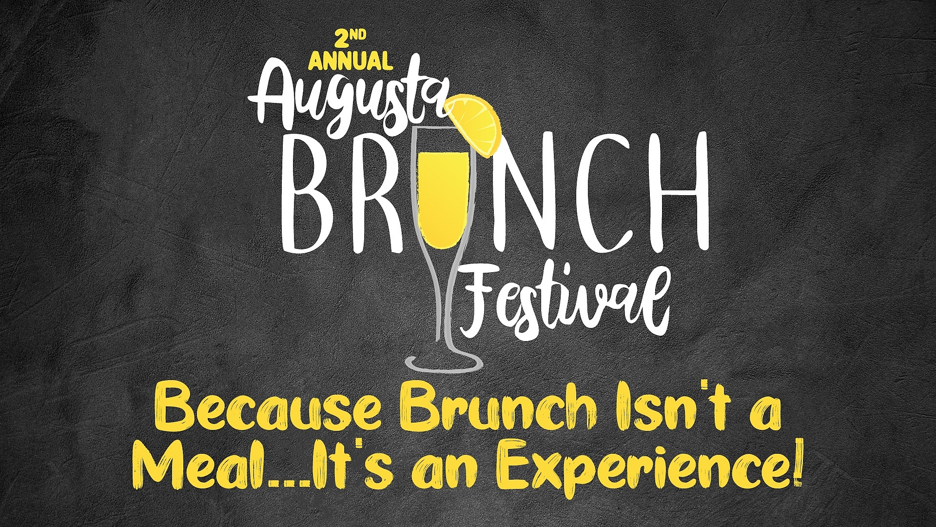 2nd Annual Augusta Brunch Festival