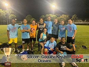 Oceans - CHAMPS photo