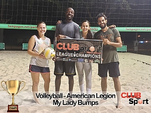 You love my lady bumps - CHAMPS photo