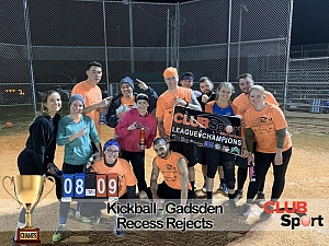 Recess Rejects (l) - CHAMPS photo