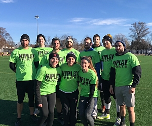 Co-Ed Flag Football