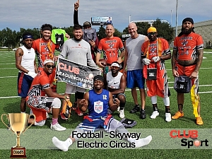 Electric Circus (rb) - CHAMPS photo
