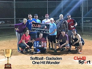 One Hit Wonder (c) - CHAMPS photo