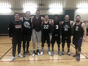 Monday Competitive Champs - High Street Hoopers