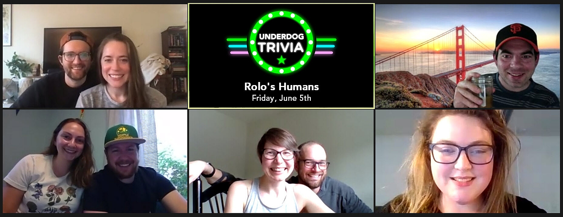 Rolo's Humans