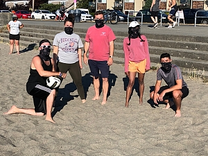 Sand Extravaganza - Indy #V31 Team Photo