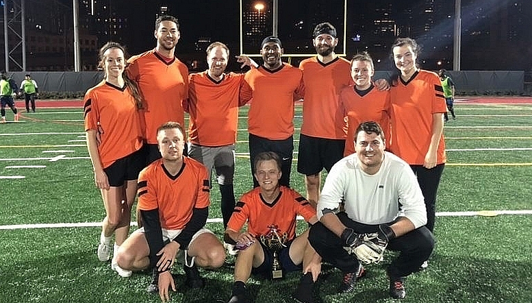Adult Soccer Leagues in Atlanta