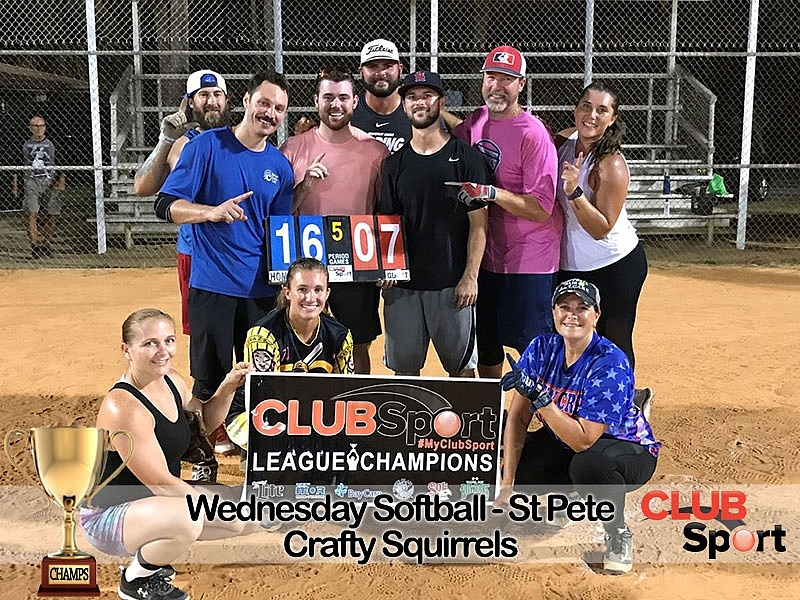 Crafty squirrels - CHAMPS