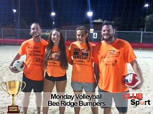 Bee Ridge Bumpers - CHAMPS