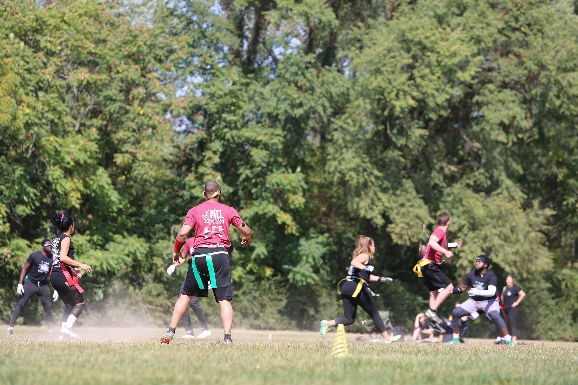 Sunday Flag Football