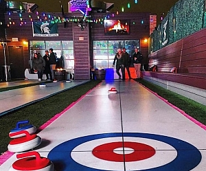 NEW Curling Leagues!