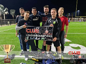 Triceratops FC - CHAMPS photo