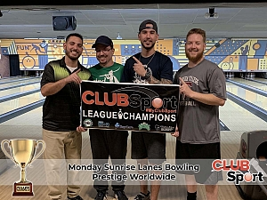 Prestige Worldwide - CHAMPS photo