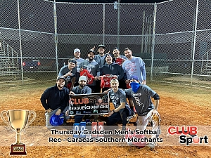 CARACAS SOUTHERN MERCHANTS (r) - CHAMPS photo