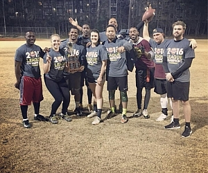 From ASSC flag football champs to National Champions