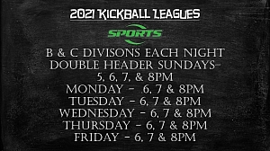 Syracuse Sports Association (SSA) Kickball Leagues