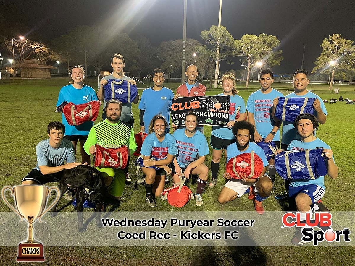 Kickers FC - CHAMPS