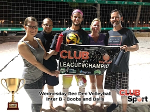 Boobs and Balls (ib) - CHAMPS photo