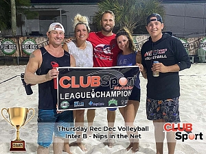 Nips in the net (ib) - CHAMPS photo