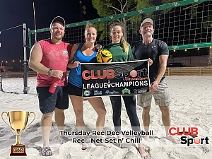 Net-Set n' Chill (r) - CHAMPS photo