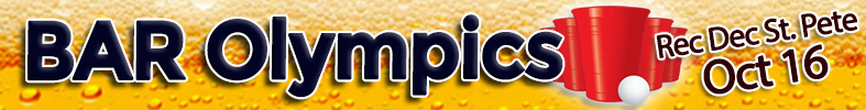 Bar Olympics 10/16/21