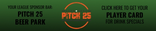 Pitch 25 Sponsor Bar