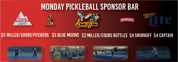 Mon. Pickleball Summer 19