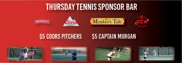 Thursday Tennis Summer 19