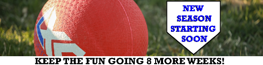 new season kickball