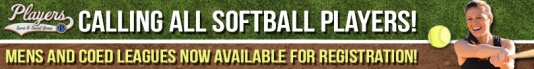 Softball Leagues - Any Season