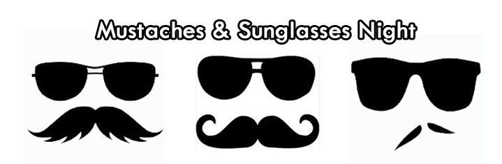 Mustaches & Sunglasses