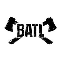 BATL - The Backyard Axe Throwing Logo