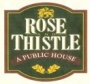 Rose and Thistle  Logo