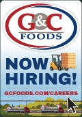 G&C Foods Logo