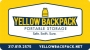 Yellow Backpack  Logo