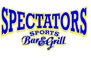 Spectators Bar and Grill Logo