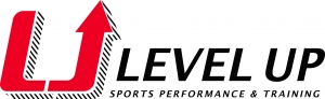 Level Up Sports Performance and Training Logo