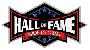 Hall of Fame Sports Grill logo