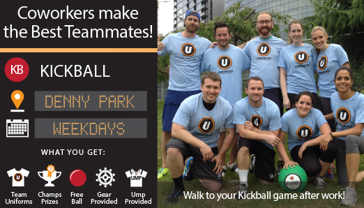 Kickball Seattle Adult Kickball Leagues