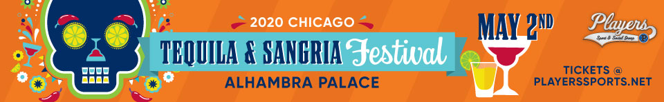 Chicago Tequila & Sangria Festival at Alhambra Palace in the West Loop!