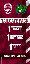 Rapids Games - Tailgate with us!