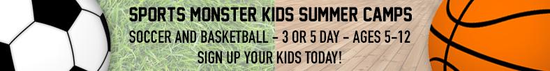 Kids Camps and Leagues!