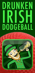 St. Patty's Day Irish Dodgeball!