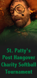 St. Patty's Day Hangover Tournament