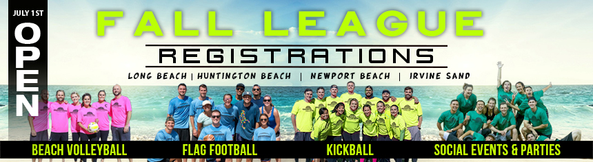 Beach City Sports: Basketball, Beach Volleyball, Event, Flag