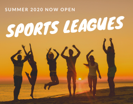 Summer Sports Now Open