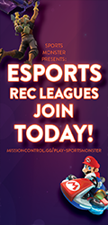 Play Esports Leagues or Tournaments!